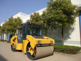 최신 제품 Jm813h 13 톤 가득 차있는 유압 진동하는 도로 쓰레기 압축 분쇄기