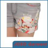 Dame Destroy Denim Shorts (JC6001)