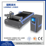 Machine de découpage chaude de laser de fibre de vente pour le tube en métal