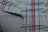 Tela teñida hilado de la tela escocesa de T/R, capas dobles, 230GSM