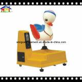 Máquina de juego columpio infantil Paseo Parque de Atracciones de la máquina de monedas