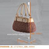 Ботинки и стеллаж для выставки товаров Btr-G2007 сумки магазина Cothing