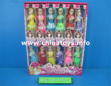 "Plastic Toy Promation Gift 3.5 ""Solid Doll (8797213)"