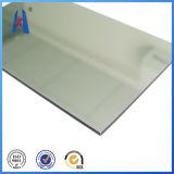Pannello composito di alluminio materiale della parete divisoria del rivestimento della parete della decorazione