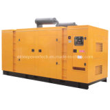 25-1650kVA Cummins Engine Soundproof Diesel Generator (ETCG)