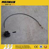 De Schacht Mechanisme 4110000659 van de Kabel van de Transmissie van de Delen van de Versnellingsbak LG938 van Sdlg LG936 van lG06-Bscz-936 4190000871/Controle van de Snelheid