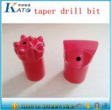 Hartmetall-Bergbau-Kegelzapfen-Tasten-Bits