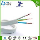 Cable de cobre trenzado estándar SAA plana TPS