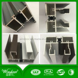 Het overspannen Venster van het Metaal van het Venster van het Ijzer van het Openslaand raam van het Aluminium met Uitstekende kwaliteit