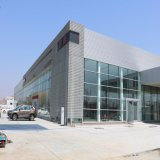 Prefab Steel Structure Building Modular Building Office