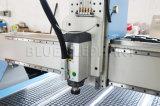 Eenvoudige MDF die van 4 As van de Verrichting Slimme CNC Machine 3 As 1325 van de Router van het Centrum voor de Vensters van het Aluminium snijdt