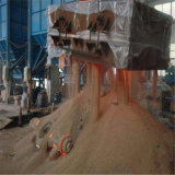 Matériel fait de moulage au sable de procédé de vide