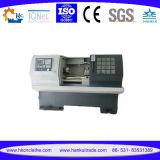 Prix horizontal Cknc61100 de tour de machine de machine de tour de commande numérique par ordinateur de lit plat