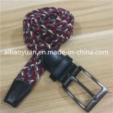 Claretポリエステルストラップの編みこみの伸縮性があるベルト