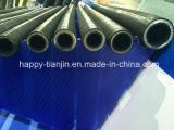 SAE100 R15 tuyau en caoutchouc hydraulique de pression constante de 6000 livres par pouce carré