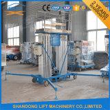 Tabella di funzionamento di alluminio idraulica di alto aumento