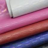 Cuoio elastico per il sacchetto delle donne, cuoio sintetico dell'unità di elaborazione dell'unità di elaborazione