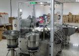In pieno - macchina di riempimento e di coperchiamento del polacco di chiodo automatico