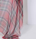 El 30%70%de seda y mezcla de modelo de Bufanda de tinte hilo