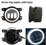 """4"""" 18W CREE LED lampe de conduite de motocyclette Harley"""