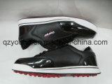 Atacado Japão Flexible Comfort Rubber Sole Men's Spikeless Golf Shoes