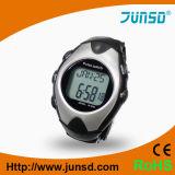Dedo-Tocando no relógio do pulso (JS-200)