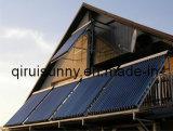 Solar Keymark certifié les tubes de 24mm 30' de la chaleur du tube de dépression du tuyau collecteur solaire (QR58-30)