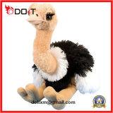 Pt71 personalizado recheado animais avestruz recheadas de animais de pelúcia
