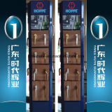Qualitäts-Aluminiumflügelfenster-Türen