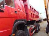 Sinotruk HOWO 6X4 371HPのダンプトラックのより安い価格の熱い販売