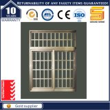 L'ultima finestra di scivolamento dell'alluminio di vetratura doppia di disegno /Grill ha progettato la finestra di alluminio