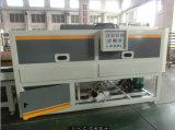 Máquina de madera de la prensa de la membrana del vacío del PVC para las puertas y las cabinas +86-15166679830