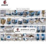 Étalage étalage de papier de bruit d'étalages de carton ondulé/de papier/palette estampés faits sur commande neufs de carton