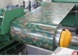 Tinct a enduit la bobine enduite d'une première couche de peinture par PPGI en acier galvanisée de bobine de la fleur