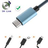 인조 인간을%s 최신 판매 케이블 철사 마이크로 USB