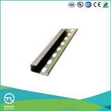 Utl DIN 가로장 1meter 2meter 알루미늄 강철 물자 단말기 DIN 가로장