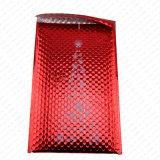 Enveloppe complétée métallique rouge brillante d'Aluminizer