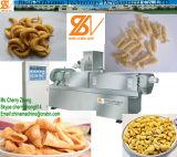 기계를 만드는 나팔 칩을 튀기는 밀가루