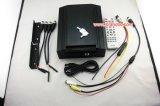 8CH移動式DVRの使用できる3G/4G/GPS機能