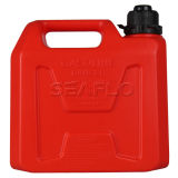 燃料Can Seaflo 5L 1.3 Gallon Plasticディーゼル燃料Tank