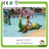 Equipamento de fábrica de água utilizado piscina deslize jogar jogos de diversão na água para as crianças (TY-71167)