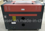 90*60cm máquina de corte a laser com 80W tubo laser