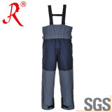 Pantalon de flottaison de pêche maritime de l'hiver de mode (QF-905B)