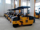 Usine de rouleau de route de construction rouleau de route de 2 tonnes