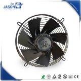 ventilador de flujo axial de la CA de 250m m con el motor externo del rotor