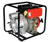Entraînement de pompe d'assainissement par moteur diesel pour la vente