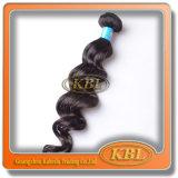 Extensions-Jungfrau-Haar 100% des Haar-100%Brazilian