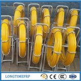 4,5Мм*100м трубопровода Rodder из стекловолокна с желтым цветом