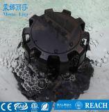 Het Perspex AcrylOutdoor Freestanding Whirlpool SPA van de V.S. (m-3380)