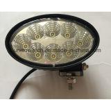新しい12V-24V 3000lm 8X5w 40Wのクリー族LED作業ランプ